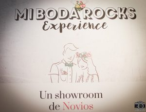 mi boda rocks experience, showroom de novios